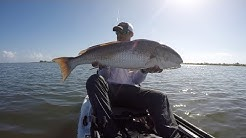 Wait 'Til You See How This Massive Bull Redfish Was Caught!