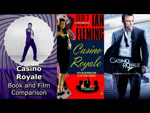 Casino Royale - Book and Film Comparison