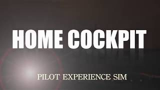 A320 GENERIC HOME COCKPIT VERSION ASSEMBLY TIME LAPSE