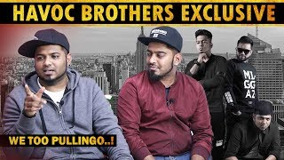 Gumbala Suthuvom Song By Havoc Brothers...!  | Havoc Mathan & Naveen Exclusive interview |TOC