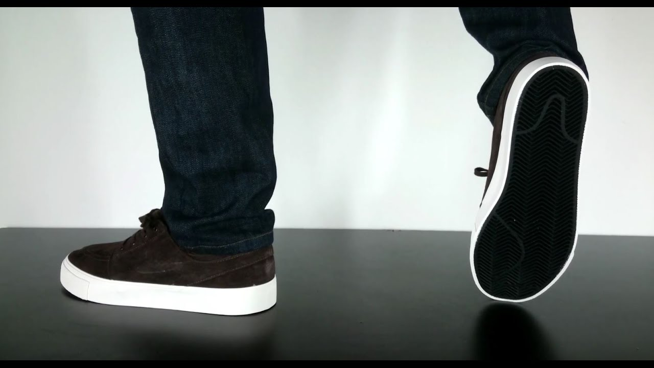 NIKE SB STEFAN JANOSKI PREMIUM HT baroque brown - YouTube 5667451a79f1