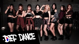Gambar cover Girls' Generation (소녀시대) - You Think 커버댄스 No.1 댄스학원 KPOP DANCE COVER / 데프월말평가 가수오디션 defdance