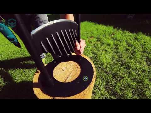Ручной мини-дровокол GreenWeen для загородного дома