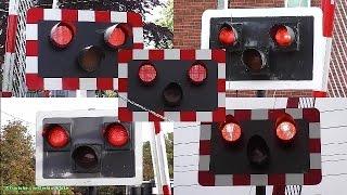 Railway Crossing Lights