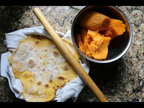 Three Ingredient Flatbread [Video and Recipe]
