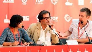 Дневники фестиваля, 15 июля 2012: Кристоф Барратье представил свой фильм «Новая война пуговиц»