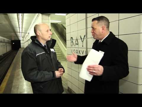 TTC - Behind the Scenes at Bay and Queen Stations