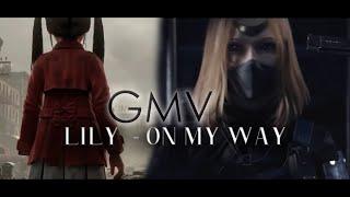 Download lagu (GMV) Lily On My Way Mashup - Alan Walker Cover by Hanin Dhiya MP3