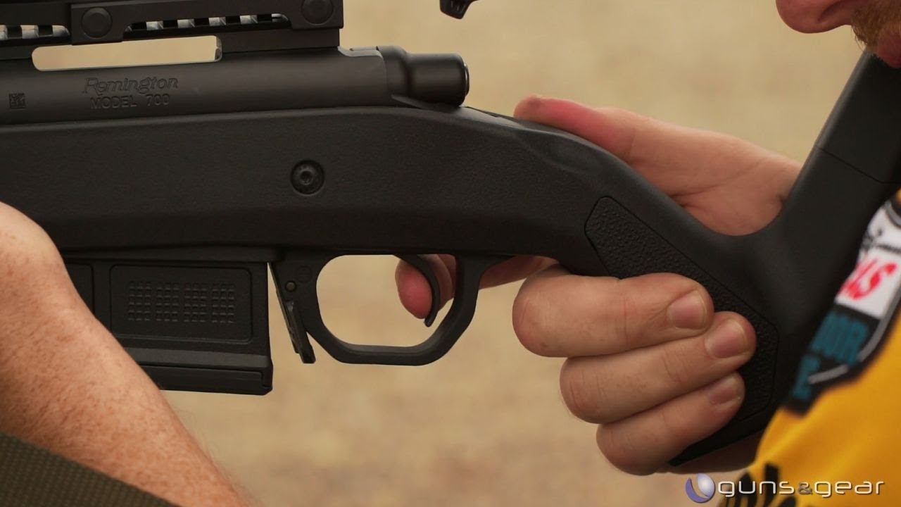 Upgrading the Remington 700 Trigger with Timney's Calvin Elite 2-Stage:  Guns & Gear| S9 E9