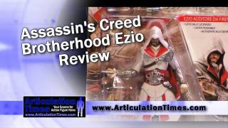 Assassin's Creed Brotherhood Ezio Review