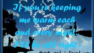 Thank God I Found You Lyrics by Mariah