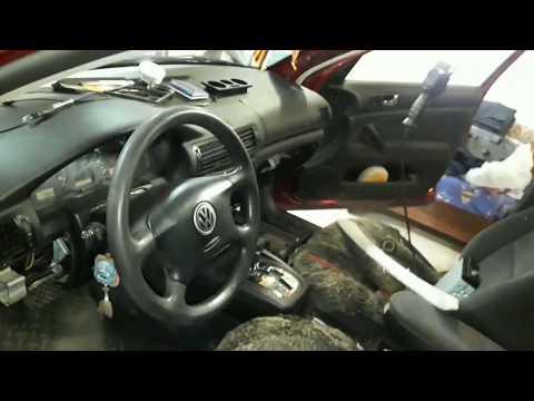 2 Din магнитола в Volkswagen Passat B5  99 г.