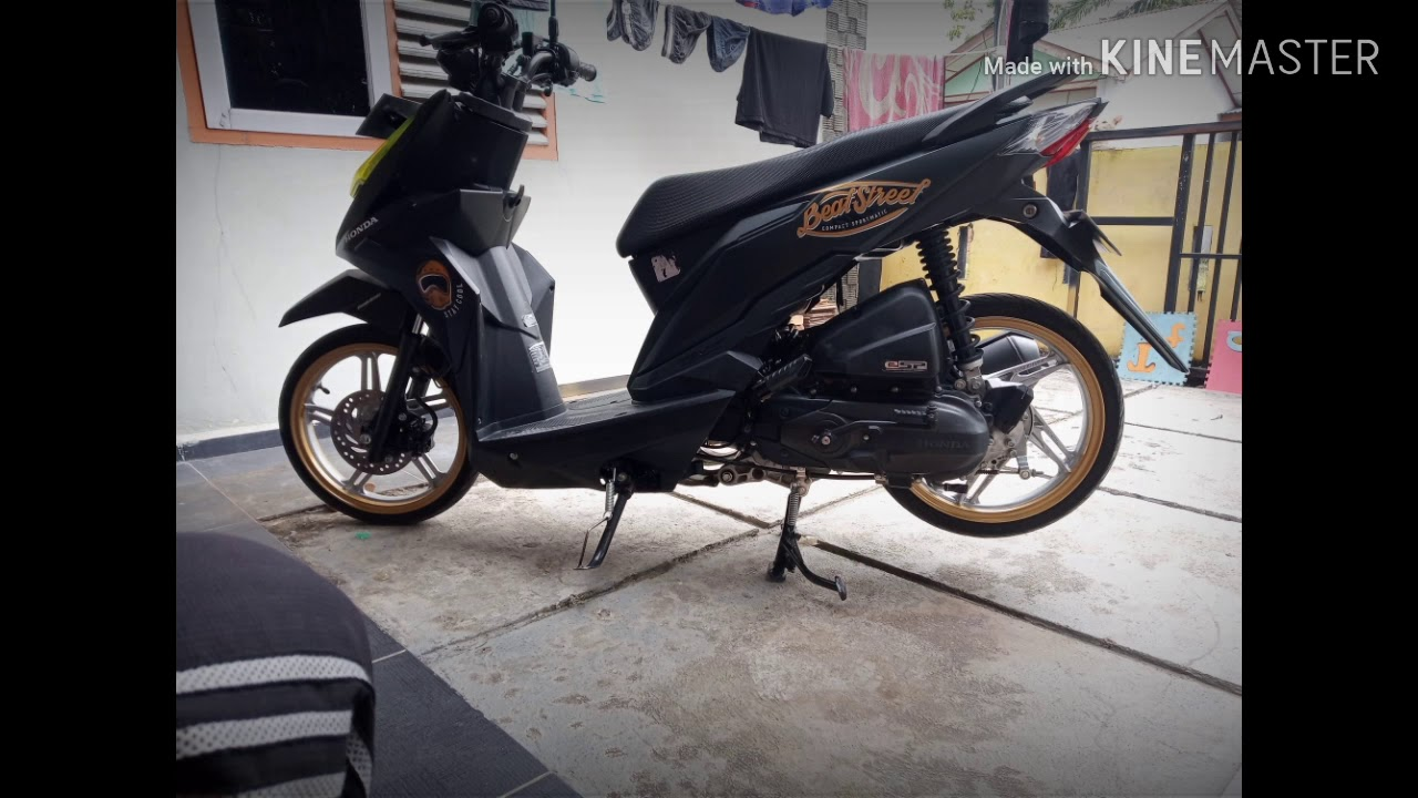 Modifikasi Beat Street Thailook Babylook Youtube
