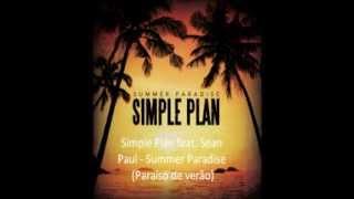 Summer Paradise - Simple Plan Ft. Sean Paul (traduÇÃo)