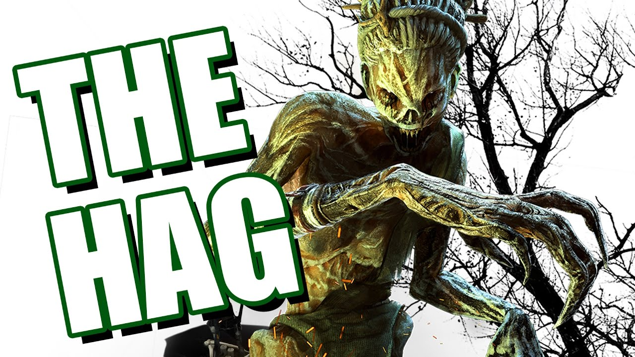 The Hag New Dead By Daylight Killer Youtube