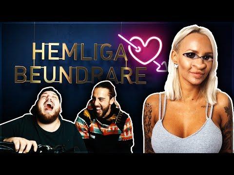 REAGERAR PÅ PAOW I HEMLIGA BEUNDRARE ft. VALLE **HAHA**
