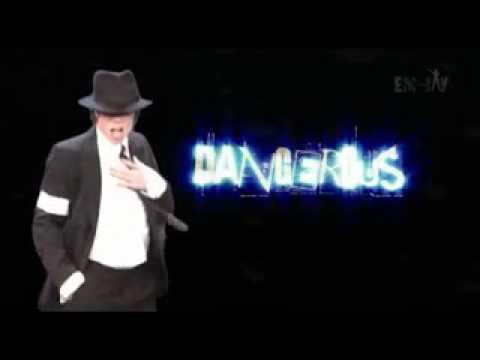 Michael Jackson Dangerous (Remix)