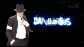 Michael Jackson Dangerous (Remix)