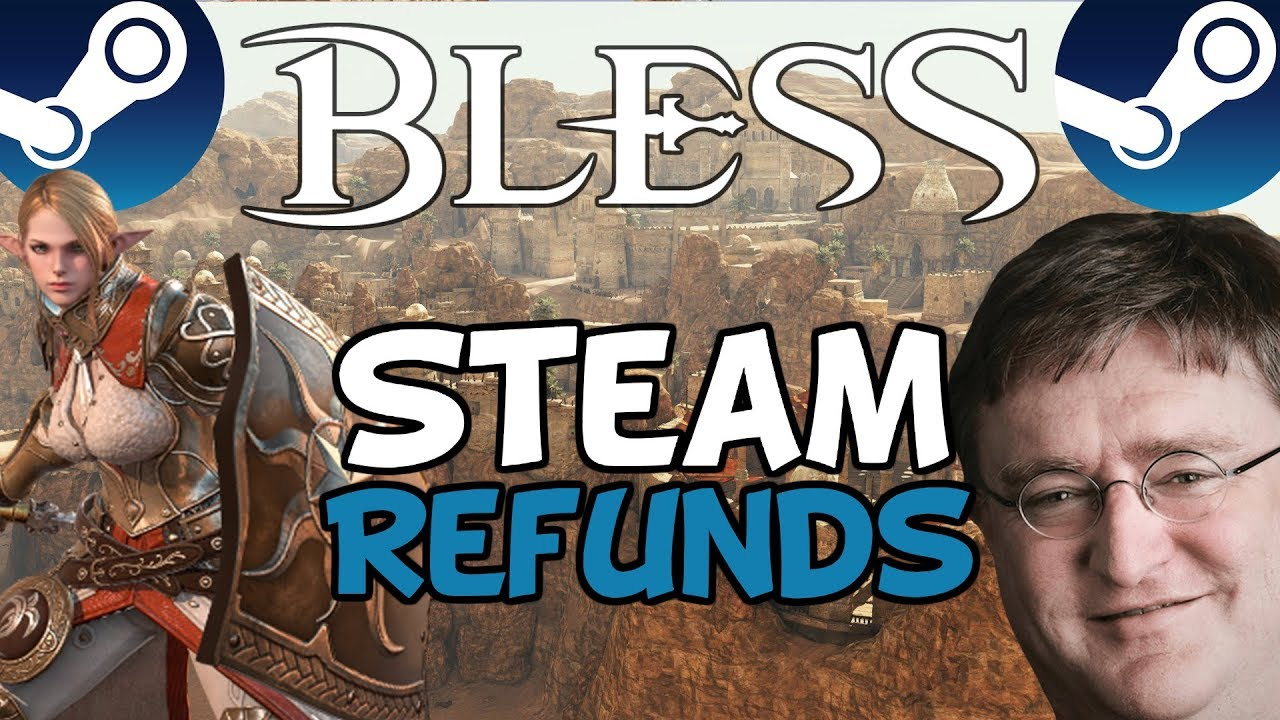 Psa Steam Are Curly Refunding Everybody For Bless Online