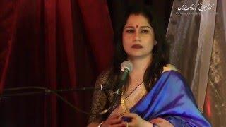 Chandra Chakraborty at The Music Room,  Sindhi Bhairavi (Thumri)