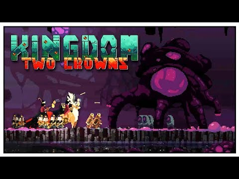 Entered the Portal and Destroyed the BOSS in Kingdom Two Crowns |