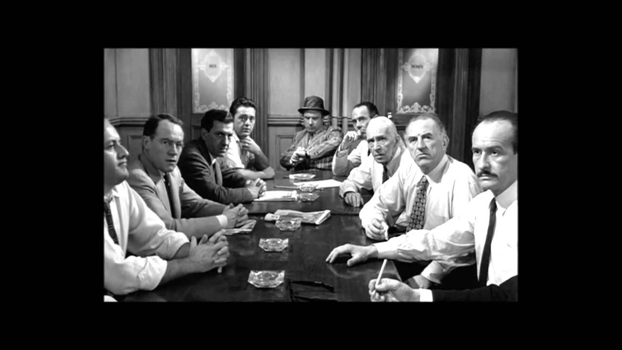 twelve angry men a video essay twelve angry men a video essay