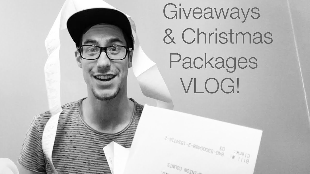 Mcjuggernuggets christmas giveaway images