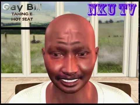 Museveni Gay Bill Interview anime