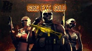 [PB] Pack #2 G36C Ext Gold | ᵀᴴᴱ ᴼᴿᴵᴳᴵᴻᴬᴸ | ᴴᴰ Thumbnail