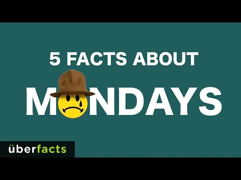 5 Facts About Mondays