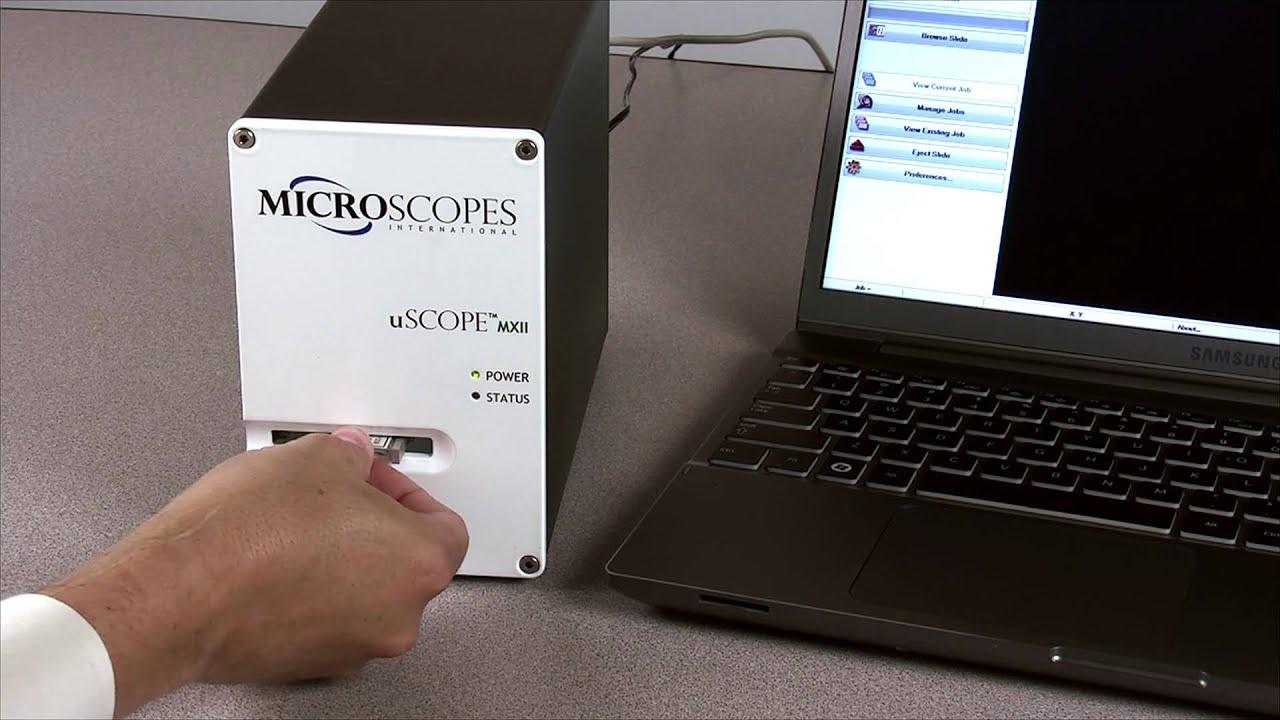 uSCOPE MXII, Ultra Low-Cost Microscope Slide Scanner - Meyer Instruments