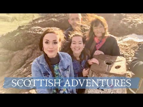 SCOTTISH ADVENTURE ft. Edinburgh's Arthurs Seat