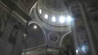 イタリア短期留学+イタリア国内旅行 ~サン・ピエトロ大聖堂編~