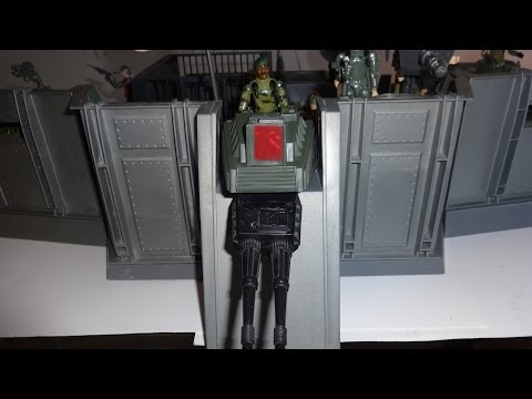 HCC788 - G. I. Joe toy review! 1983 Headquarters Command Center - HD S01E11