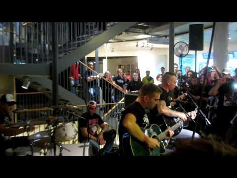 Frei.Wild - Mach dich auf (Unplugged im Media Markt Pratteln; 04.10.12)