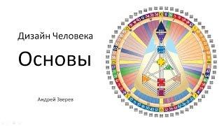 """Вебинар """"Дизайн Человека - Основы"""""""