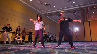 TRA - Nfasis / Evo Dance convention / Choreography by Diego Vázquez