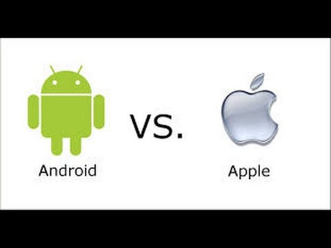 Apple versus Android: Contrasting innovation strategies