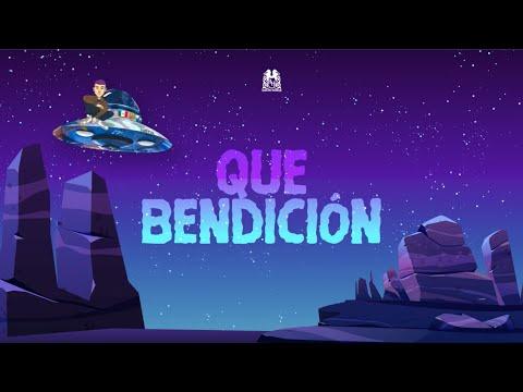 Que Bendición - Natanael Cano (Lyric Video)