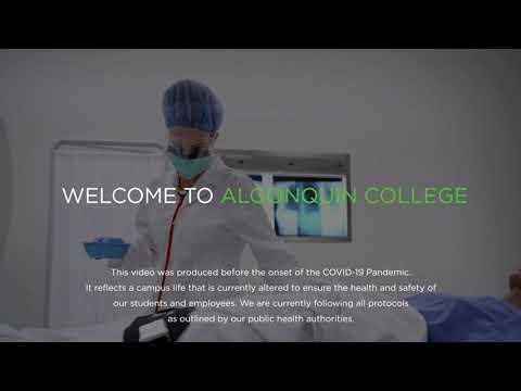 Algonquin College 2020 | Ottawa | Pembroke | Perth | AC Online