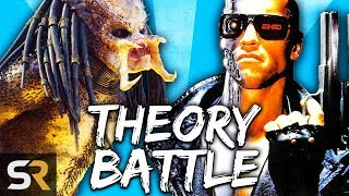 The Predator's Secret Motives And Terminator Connection | Theory Battle