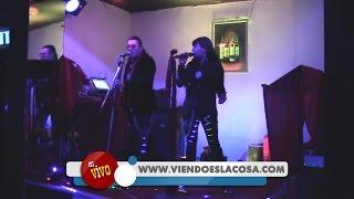 VIDEO: GITANA (Homenaje al Trío Los Genios) - LUZ TAMARA GITANOS EN VIVO