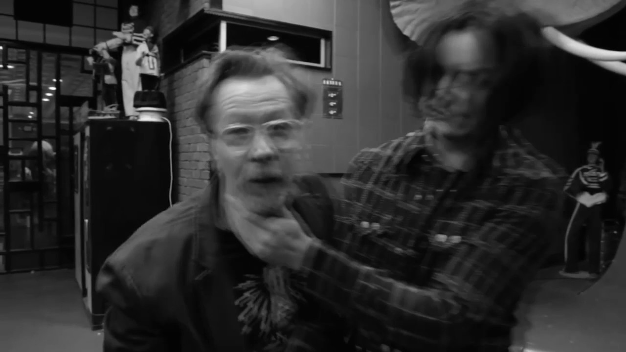Jack white and gary oldman