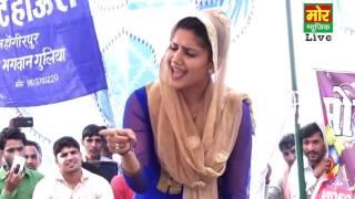 Mp3mad OrgSapna Dance  Solid Body   Tu thada mai madi   Jahangirpur  Mor