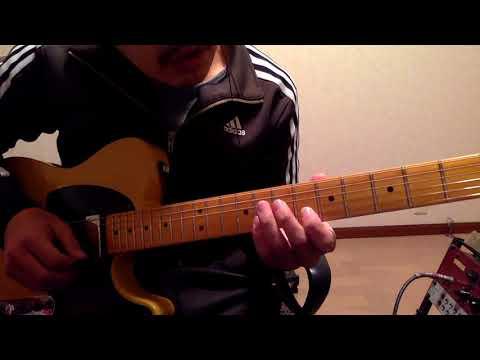 Blues & Funk Guitar Lesson - 実例解説 Signed Sealed Delivered (I'm Yours)
