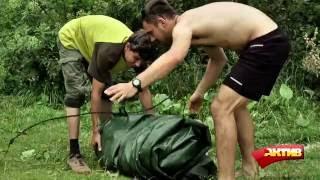 Как упаковать надувную лодку из ПВХ из рабочего состояния в сложенное