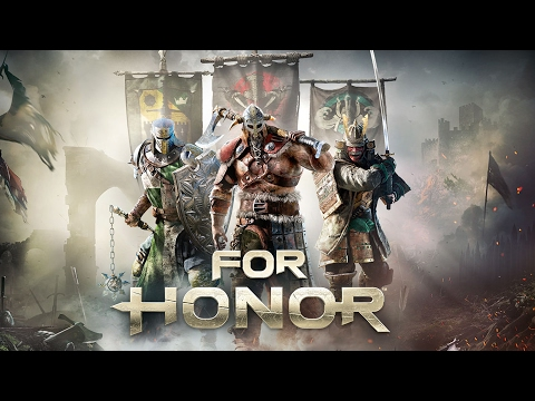 For Honor Open Beta Live // Jani vs Pisti vs The World || #TRYHARD