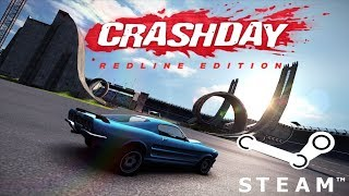 Crashday Redline Edition New PC Game on Steam review by Xzulas