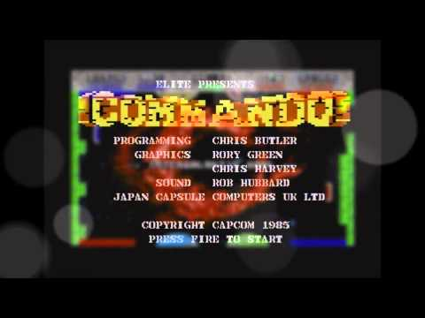 Top 10 Commodore 64 Games including Gameplay.mp4