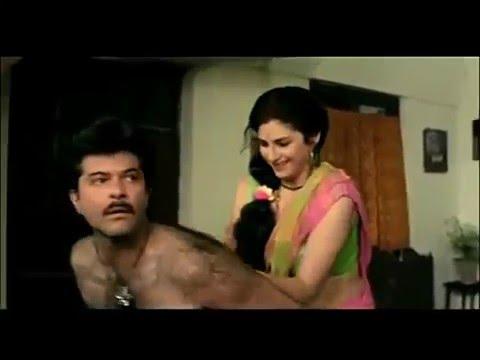 Erotic breast massage